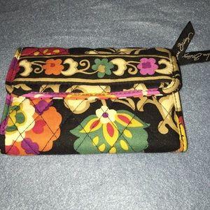 NWOT Retired Vera Bradley wallet!